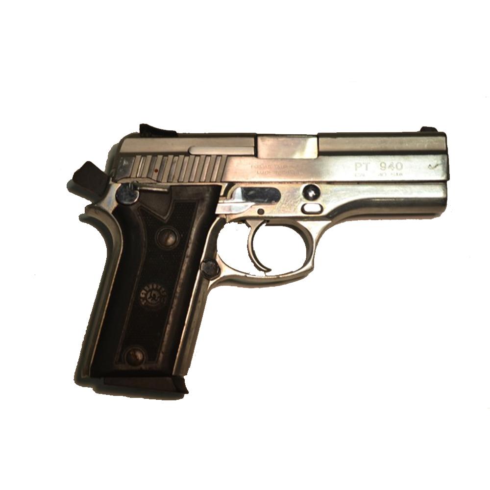 Used Taurus PT 940 Handgun, .40 S & W thumbnail