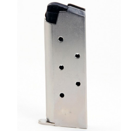 ProMag Sig Sauer P238 Nickel-Plated Steel Magazine