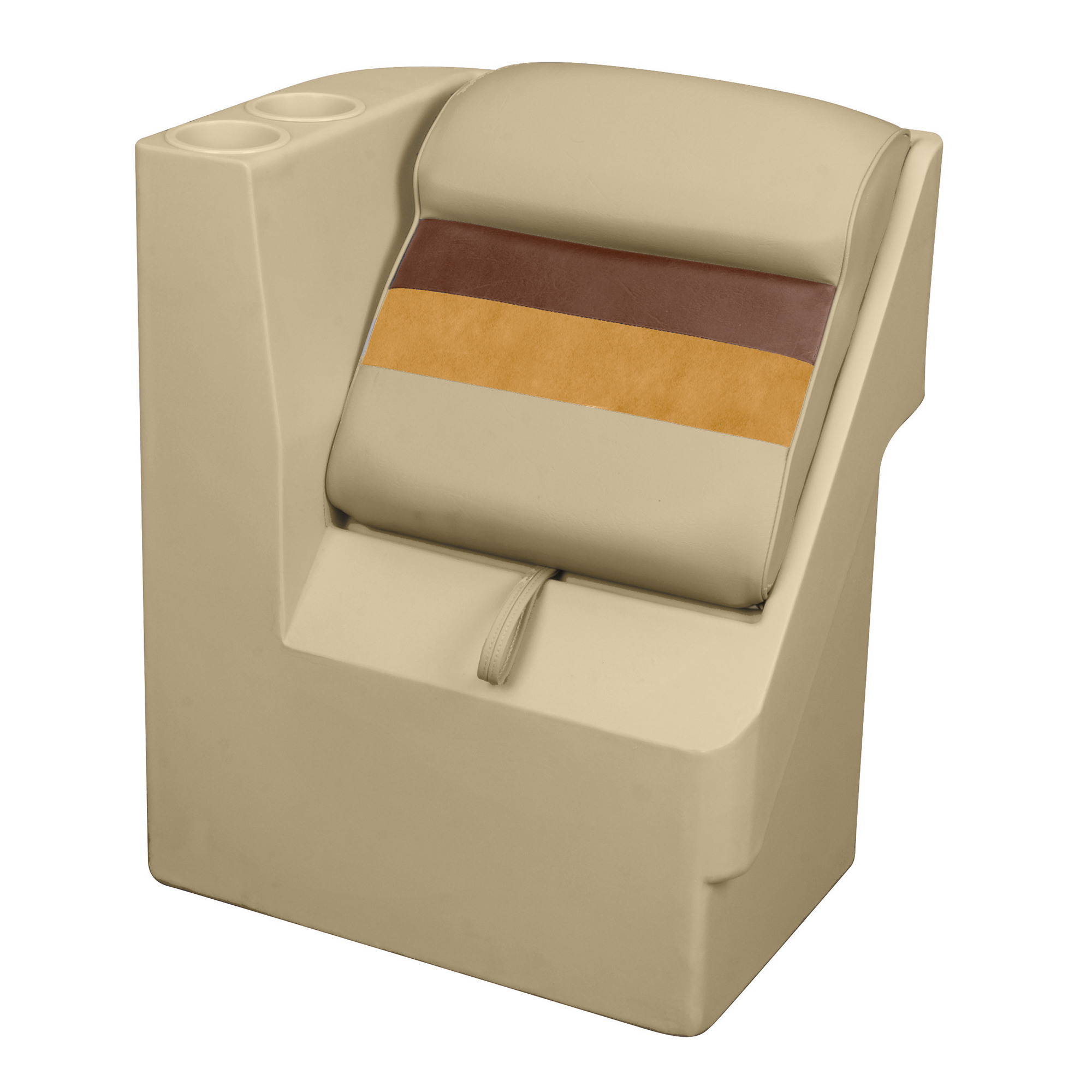 Toonmate Deluxe Lean-Back Lounge Seat, Right Side