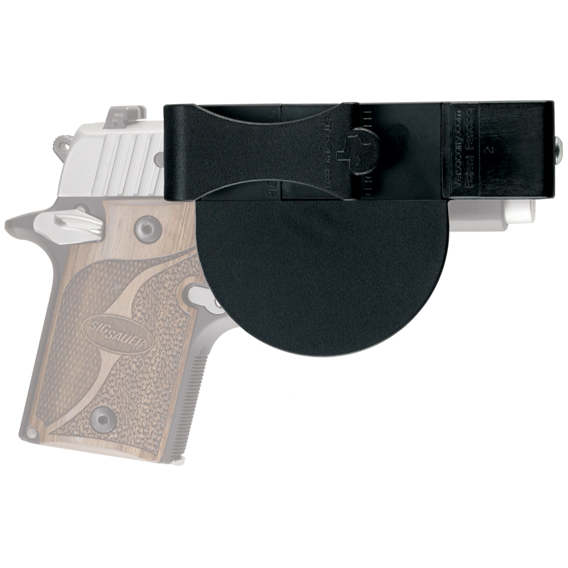 Versacarry Concealed Carry IWB Holster, Extra Small 3.0″ Barrel, 9mm