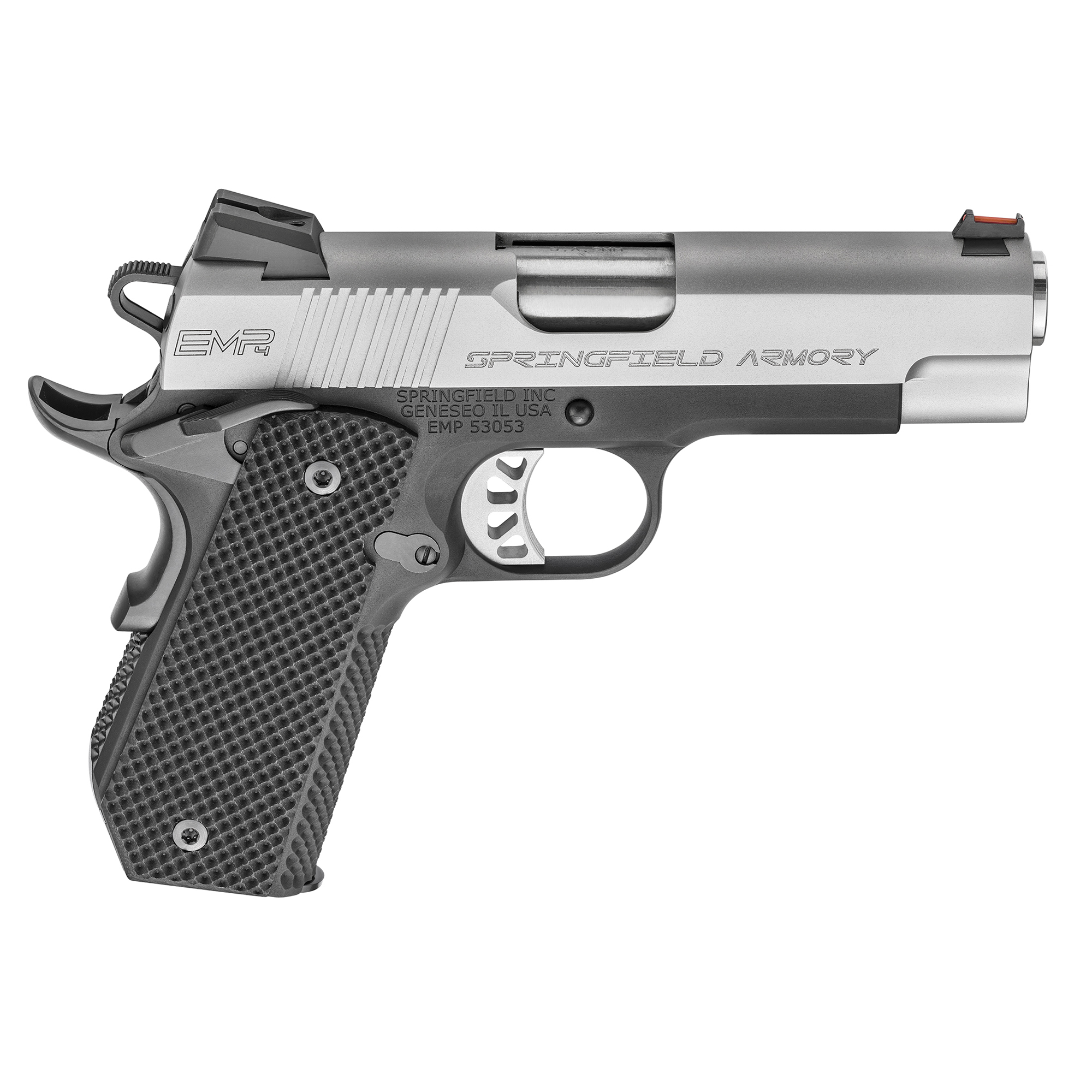 Springfield 1911 EMP 4″ Concealed Carry Contour Handgun