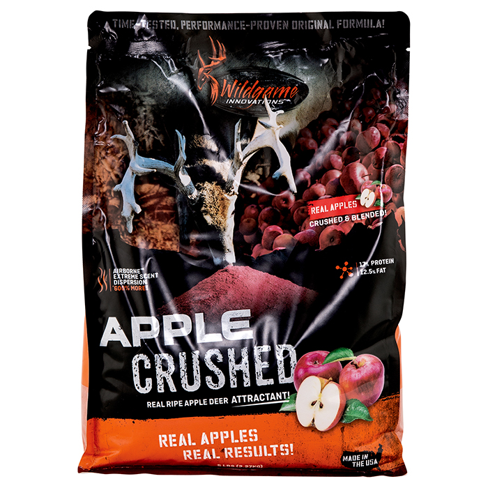 Wildgame Innovations Apple Crush Powder Deer Attractant, 5 lb. Bag thumbnail