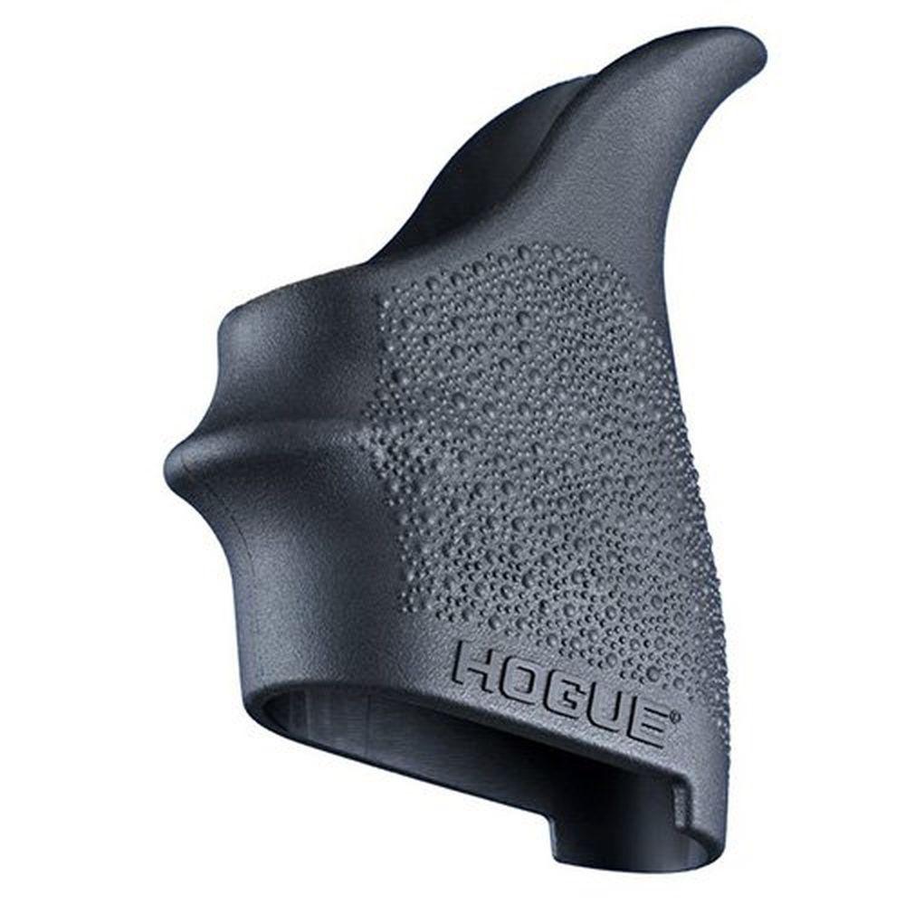 Hogue HandAll Beavertail Pistol Grip Sleeve, Glock 42/43, Black