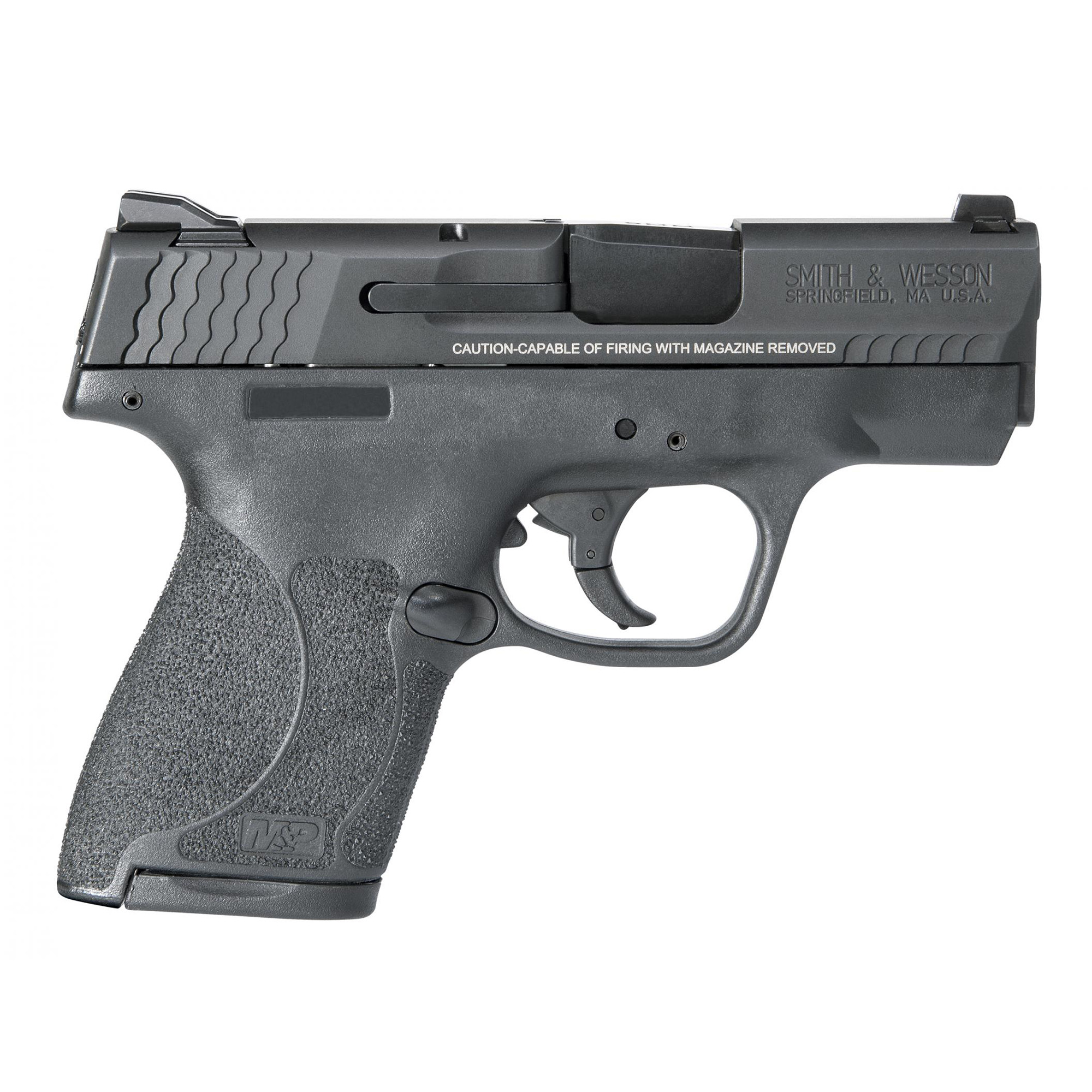 Smith & Wesson M & P9 Shield M2.0 Handgun, No Manual Safety