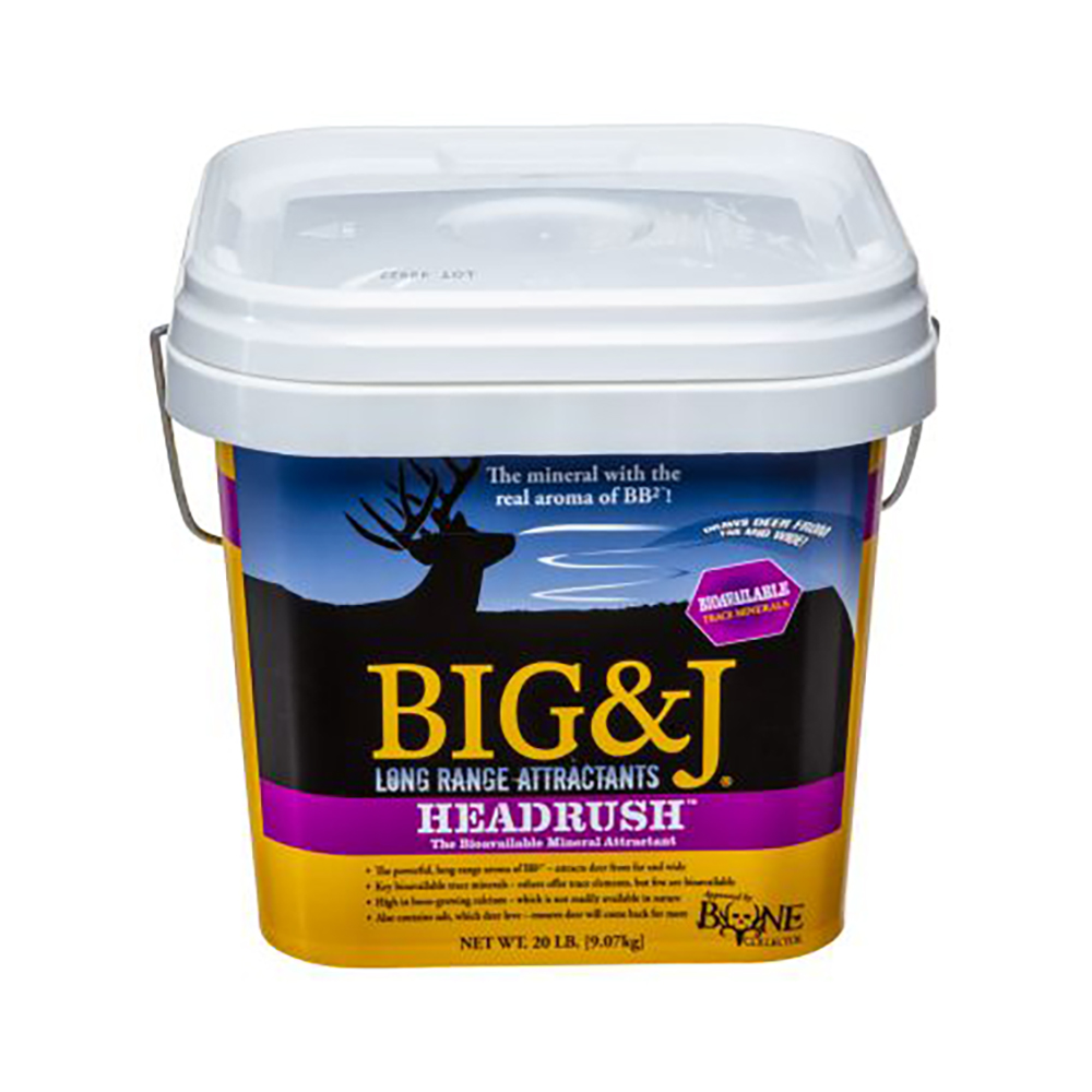 Big & J Headrush Attractant