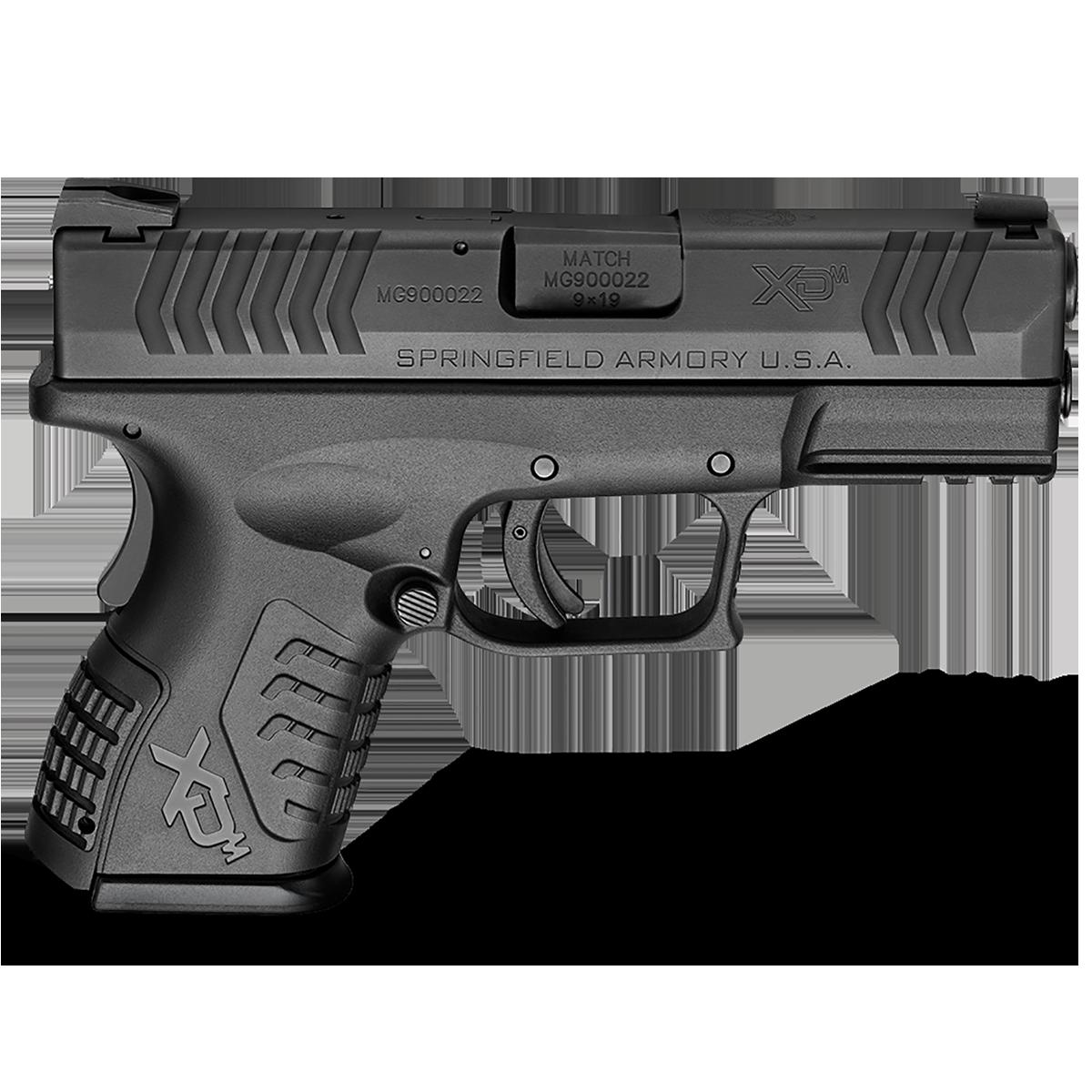 Springfield XD(M) 3.8 Compact Handgun