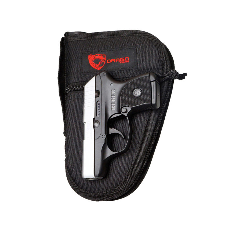 Drago Pistol Case, 8.5″