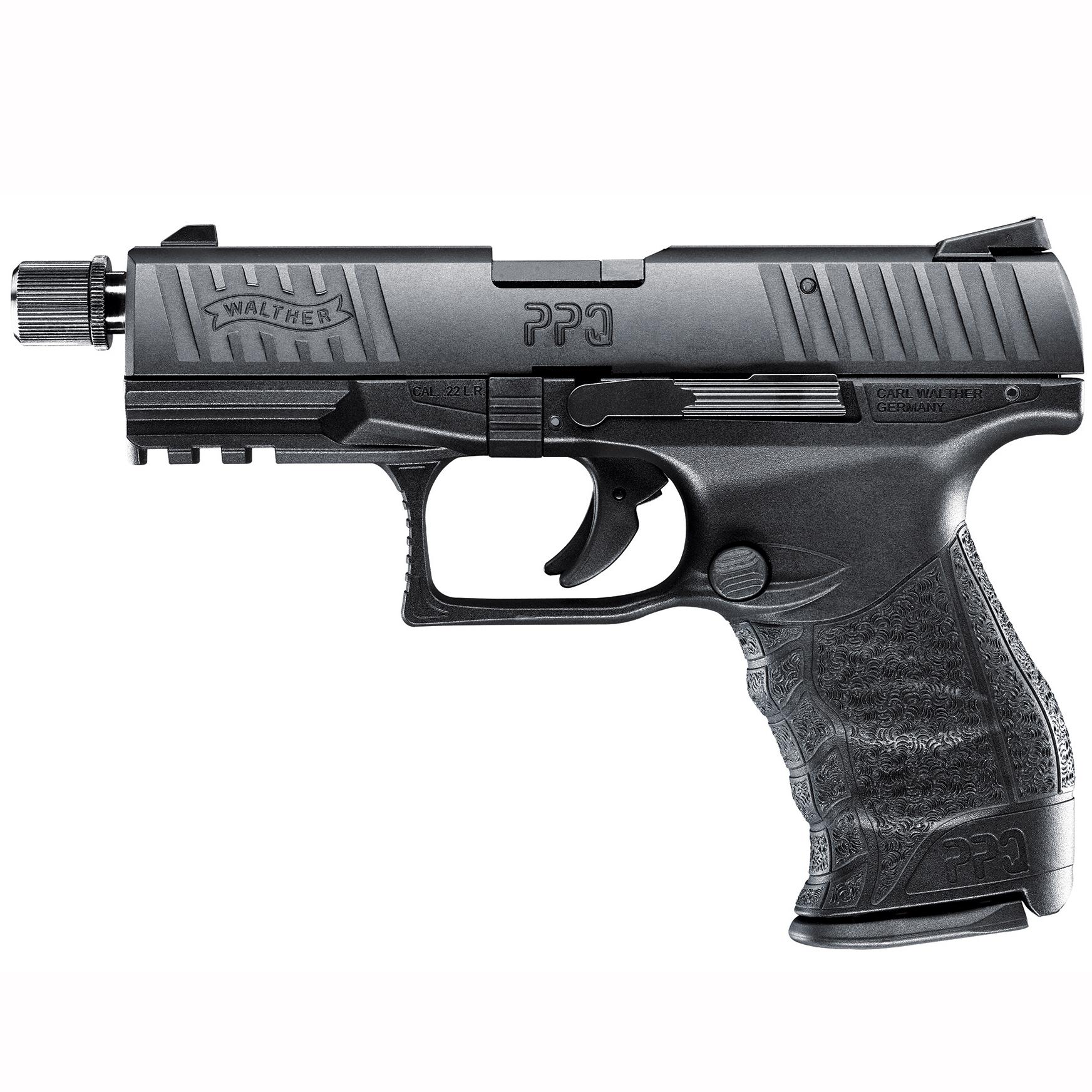 Walther PPQ M2 22 SD Handgun, .22 LR, 12 Rd.
