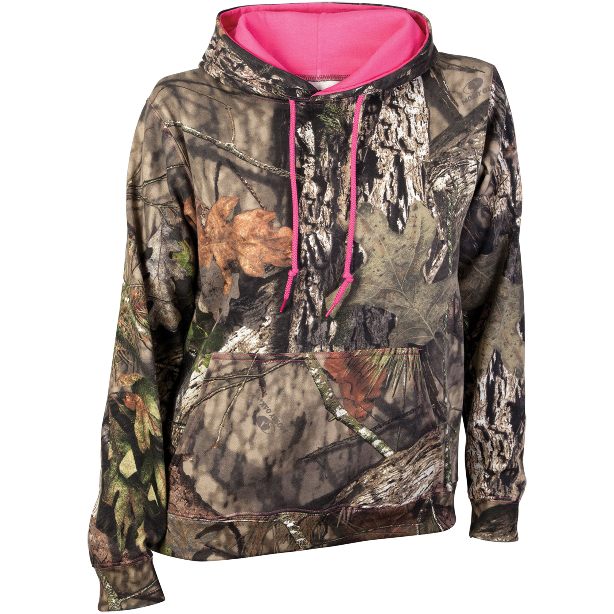 Gildan Women's Camo Pullover Hoodie – Mossy Oak Break-Up Country