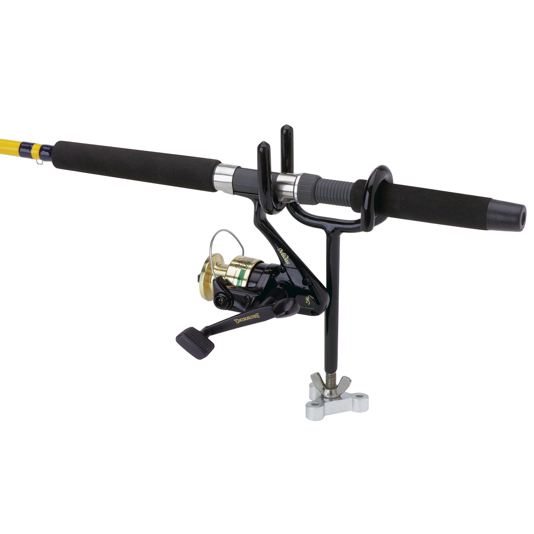 Attwood Sure Grip Steel Horizontal Fishing Rod Holder thumbnail