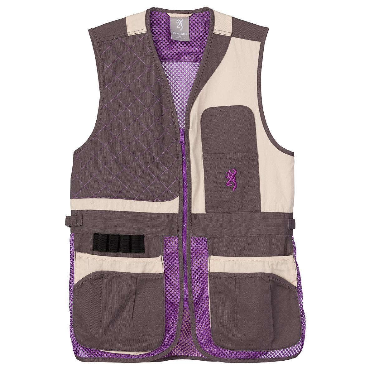 Browning Women's Trapper Creek Mesh Shooting Vest thumbnail