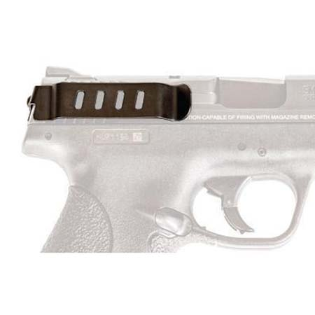 Techna Clip Conceal Carry Gun Belt Clip for Smith & Wesson M & P Shield 9mm/.40