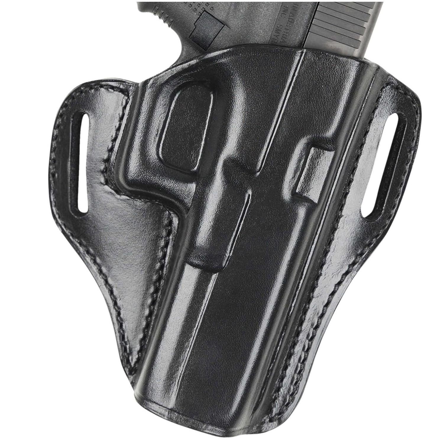 Bianchi Model 57 Remedy Belt Slide Holster, Glock 43
