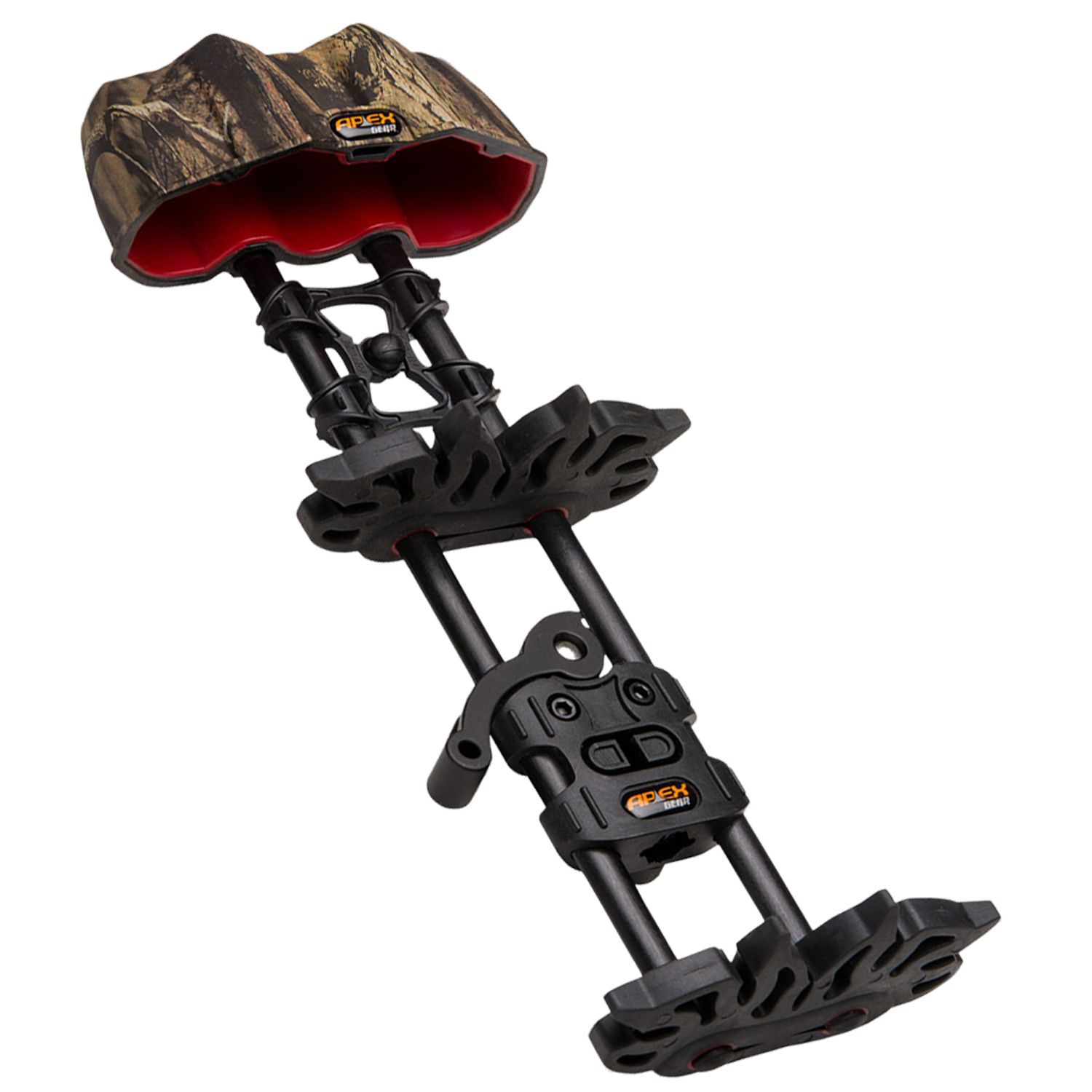 TruGlo Apex Gear Reactor Quiver 5, Mossy Oak Break-Up Infinity Camo thumbnail