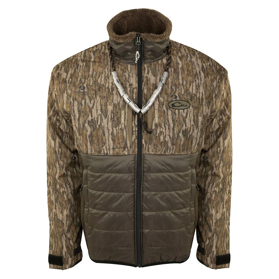 Drake Waterfowl Men's Guardian Flex Double Down Full-Zip Jacket