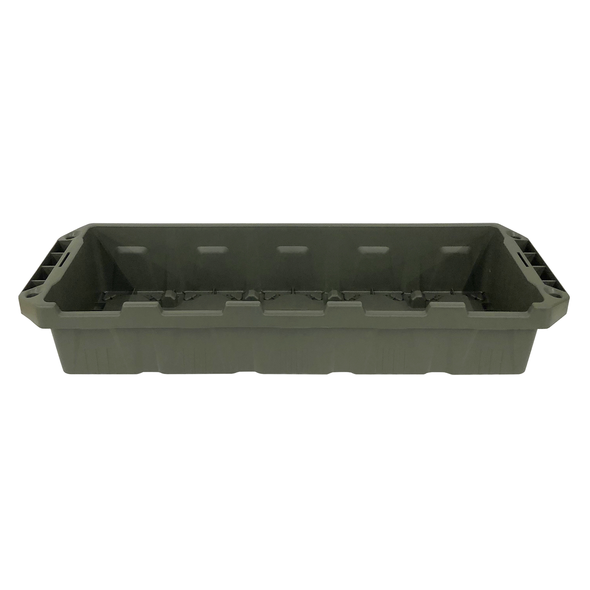 MTM 5-Can Mini Ammo Box Crate, OD Green