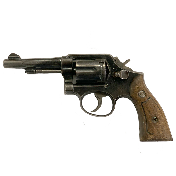 Used Smith & Wesson Model 10-5 Revolver, .38 Special