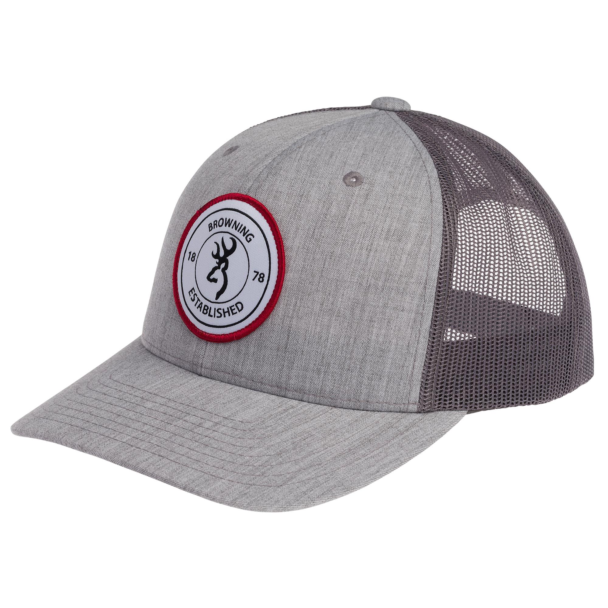 Browning Men's Scout Mesh-Back Cap