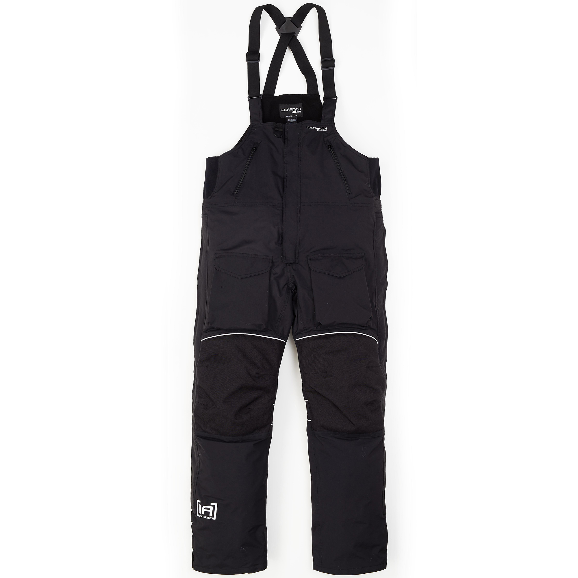 Clam Men's Ice Armor Extreme Bib
