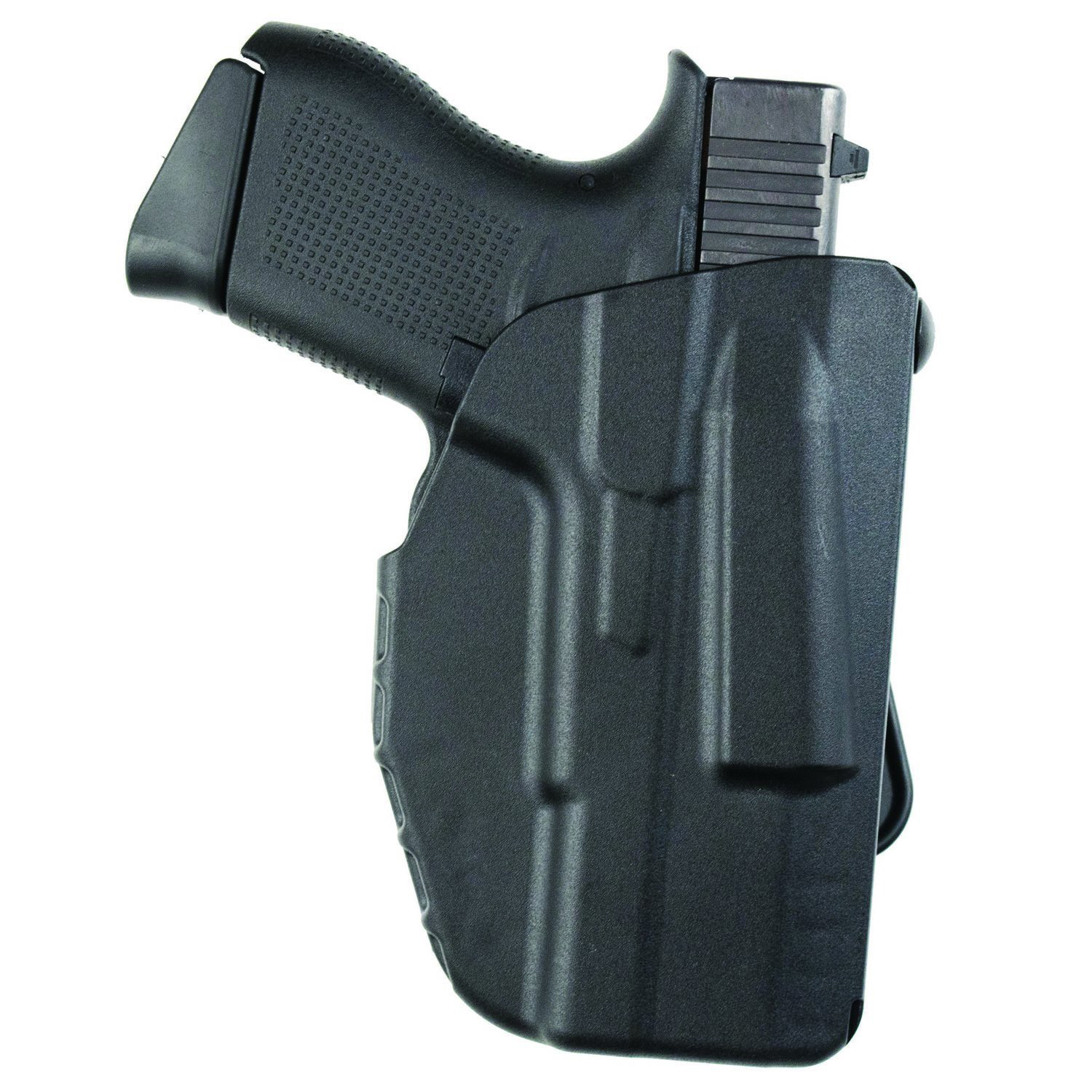 Safariland Model 7371 7TS ALS Open Top Concealment Paddle Holster, M & P Shield