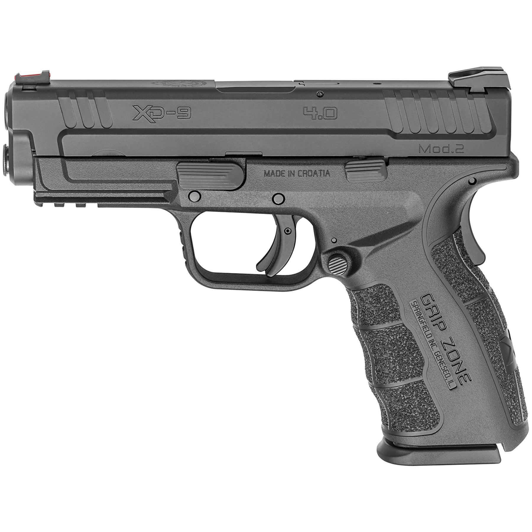 Springfield XD Mod.2 Service Model Handgun, 9mm Luger, 10 Rd.