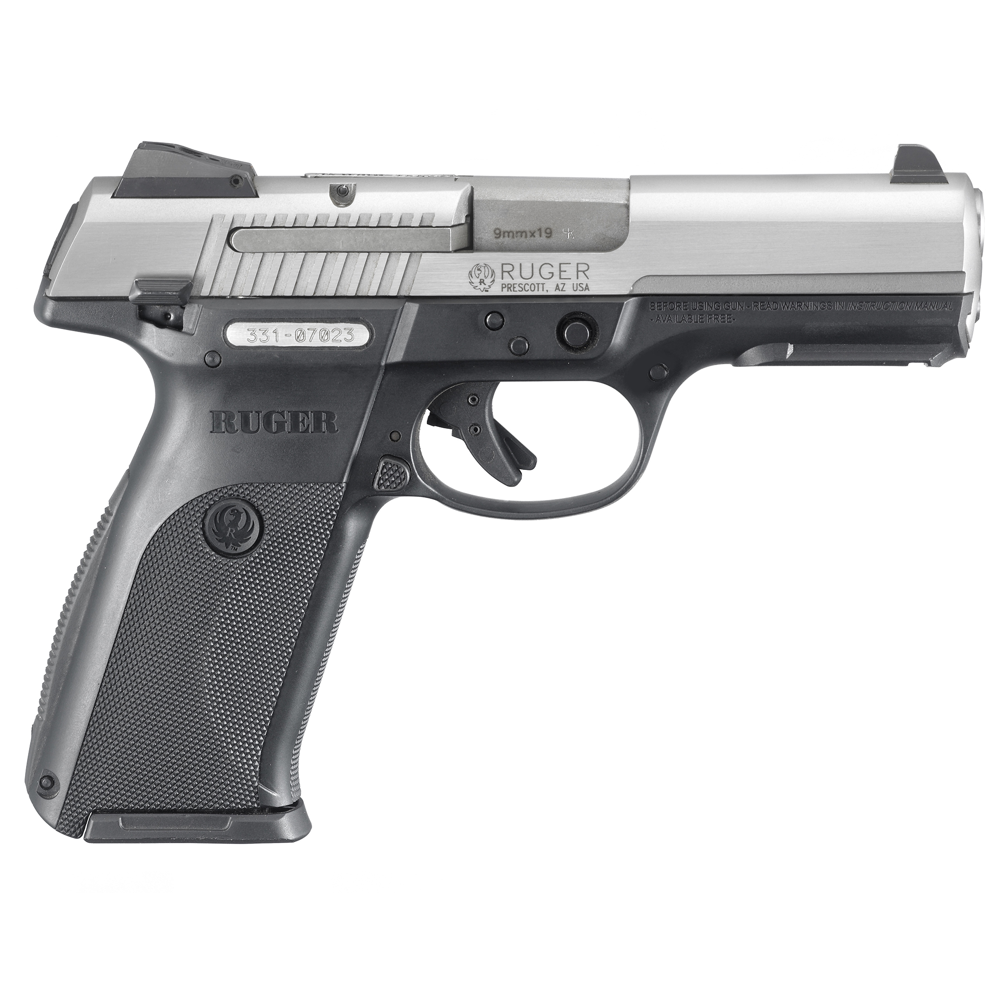 Ruger SR9 Handgun
