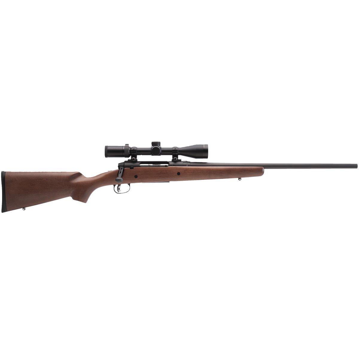Savage Axis II XP Hardwood Centerfire Rifle Package, .22-250 Rem.