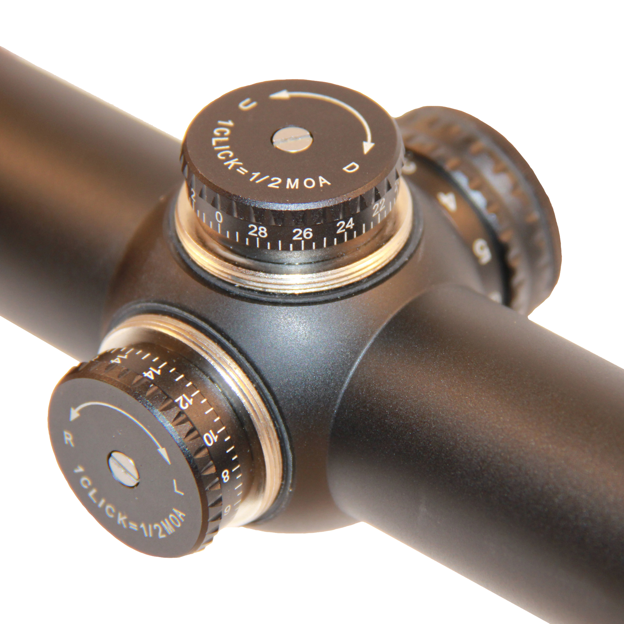 Shepherd Salvo Rife Scope