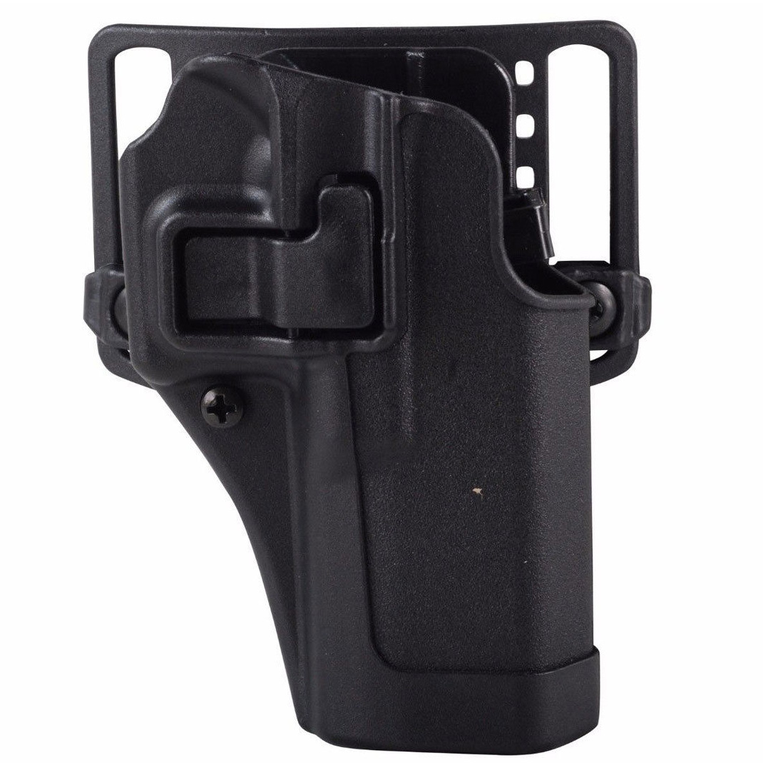 Blackhawk SERPA CQC Holster with Belt Loop and Paddle, Glock 17/22/31