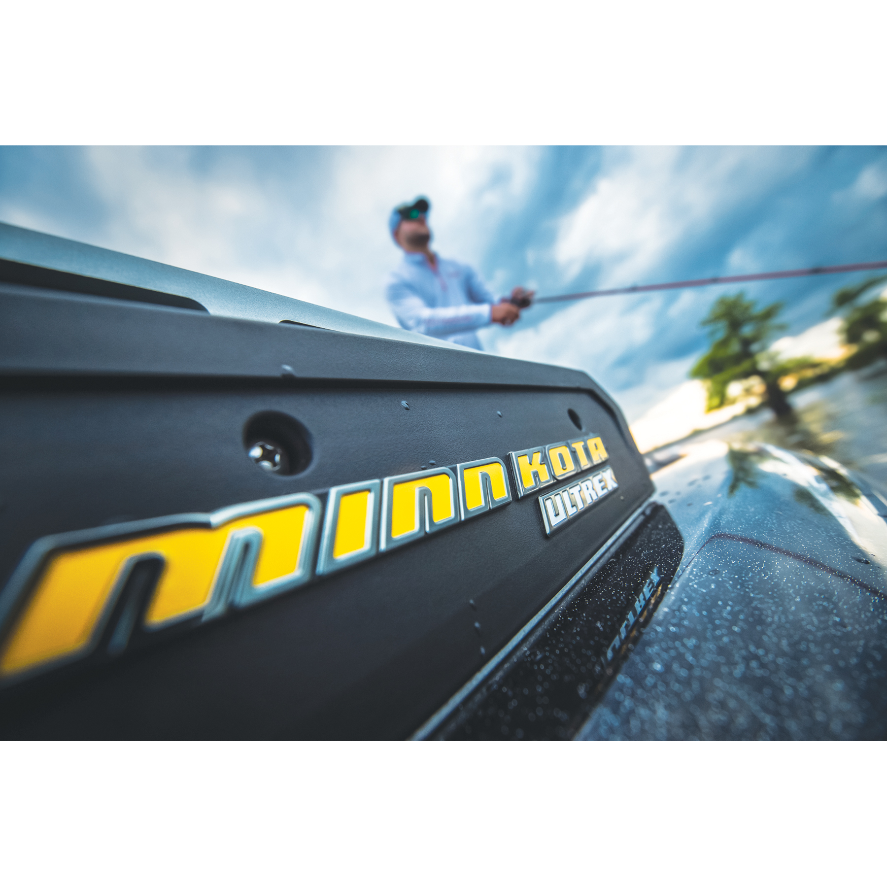 Minn Kota Ultrex i-Pilot Freshwater Bow-Mount Trolling Motor w/Bluetooth, US2