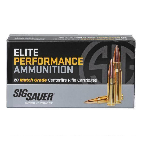 Sig Sauer Elite OTM .223 Remington Ammunition