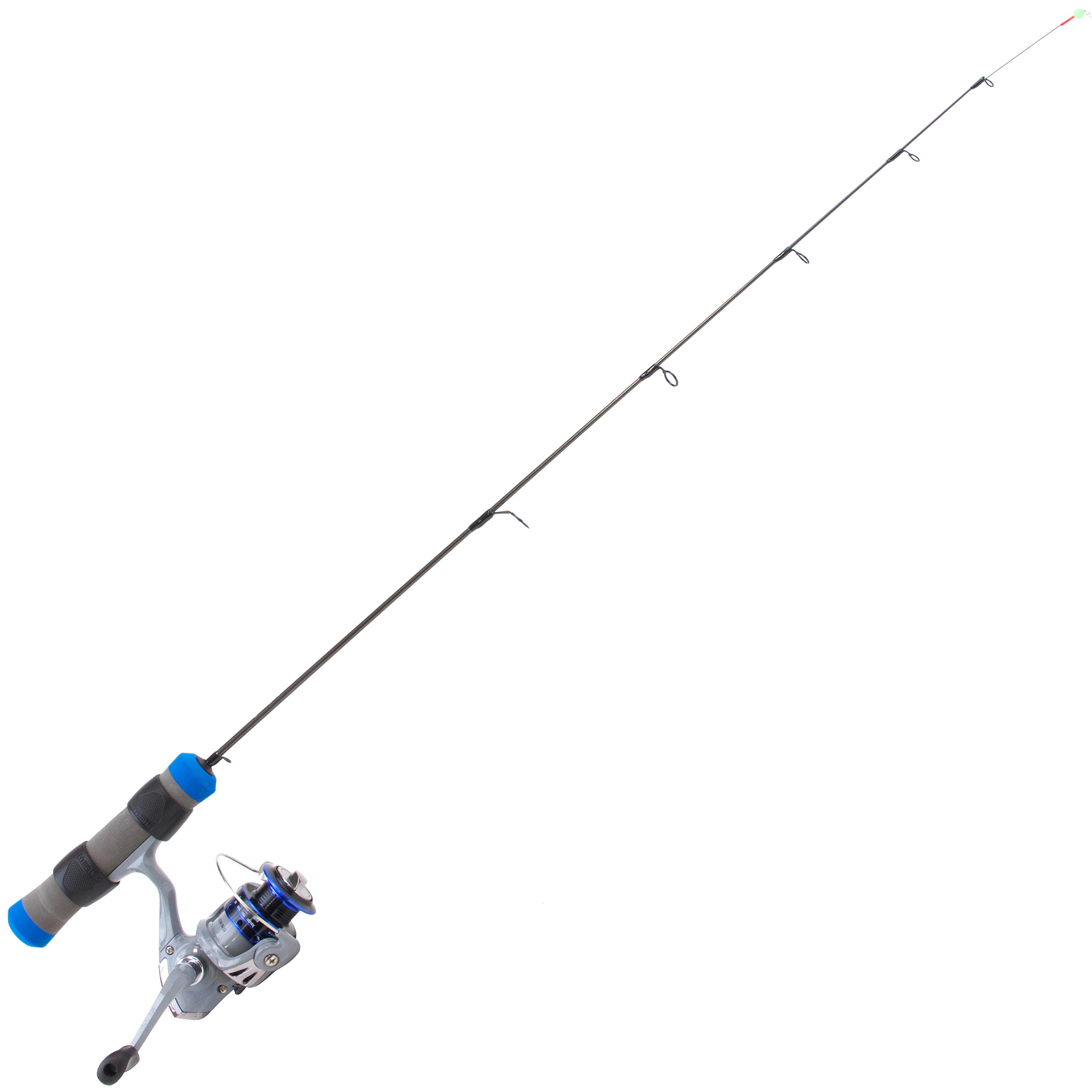 Clam Dave Genz Spring Bobber Series Ice Spinning Combo 25″ Ultra-Light