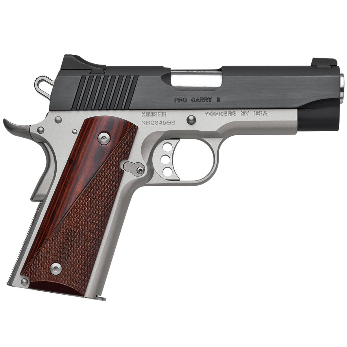 Kimber Pro Carry II Two-Tone Handgun
