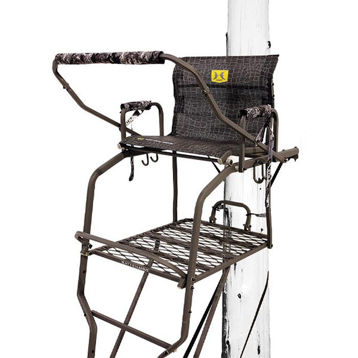 Hawk Bighorn 20′ Ladder Stand