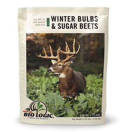 BioLogic Winter Bulbs & Sugar Beets Food Plot Blend
