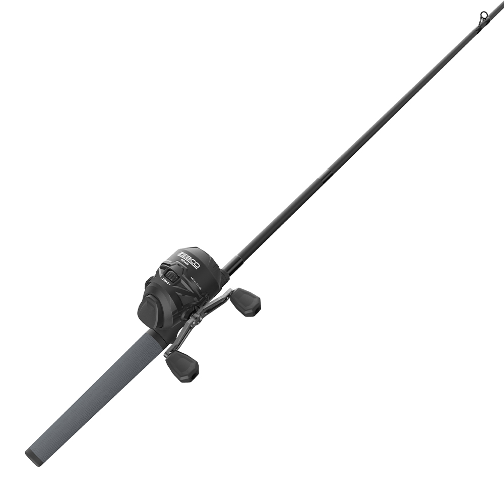 Zebco Roam Spincast Rod And Reel Combo
