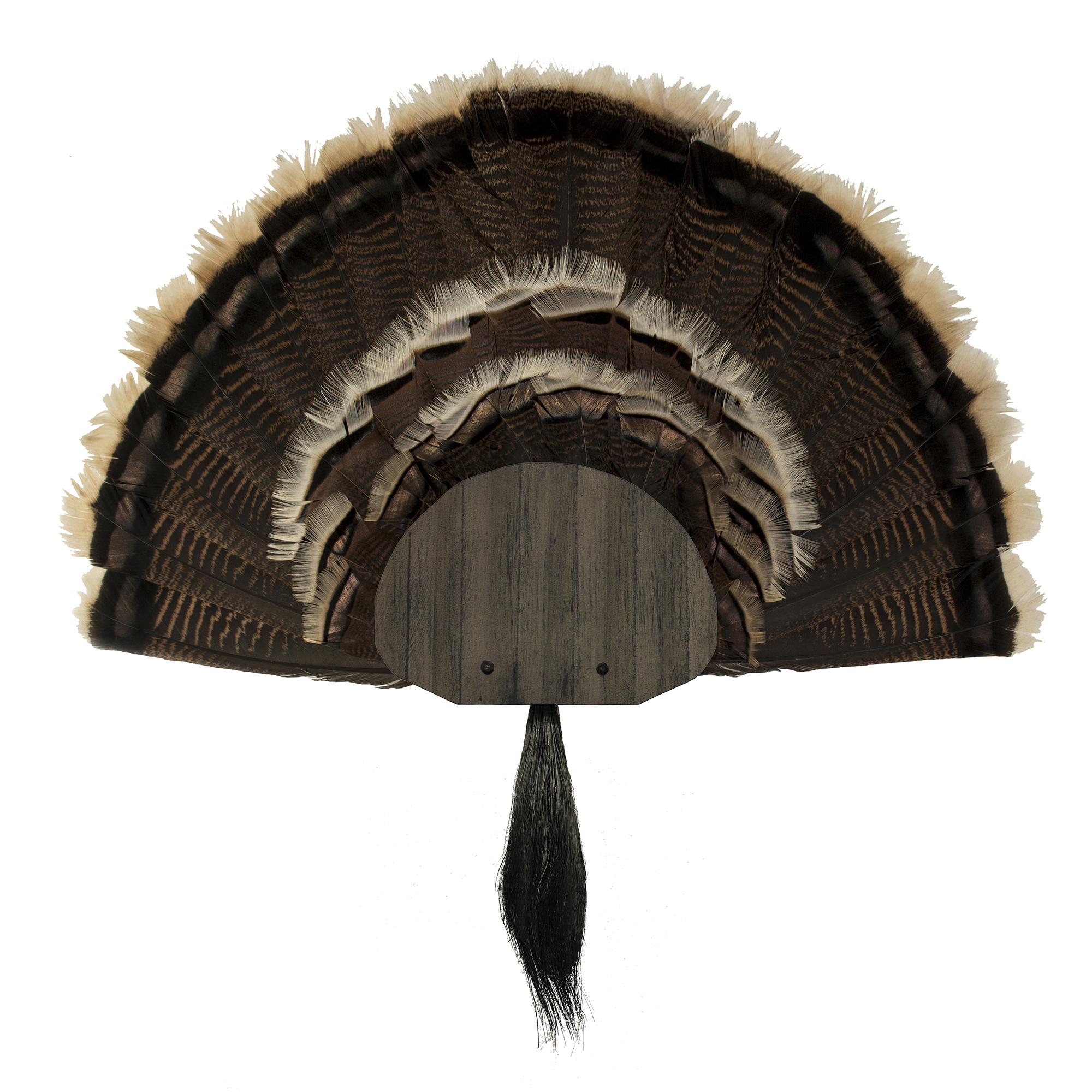 Walnut Hollow Metal Turkey Mounting Kit, Grey