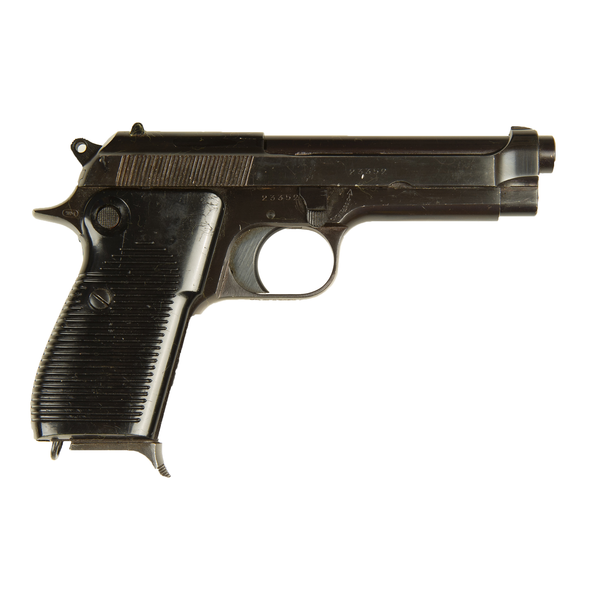 Used Beretta Model M1951 Handgun, 9 x 19mm