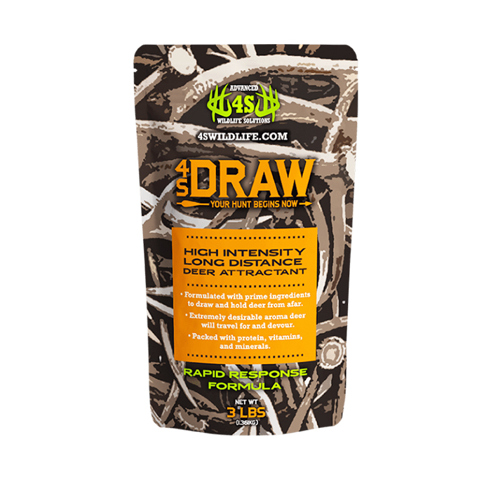 4S Draw Deer Attractant, 3 lbs. thumbnail