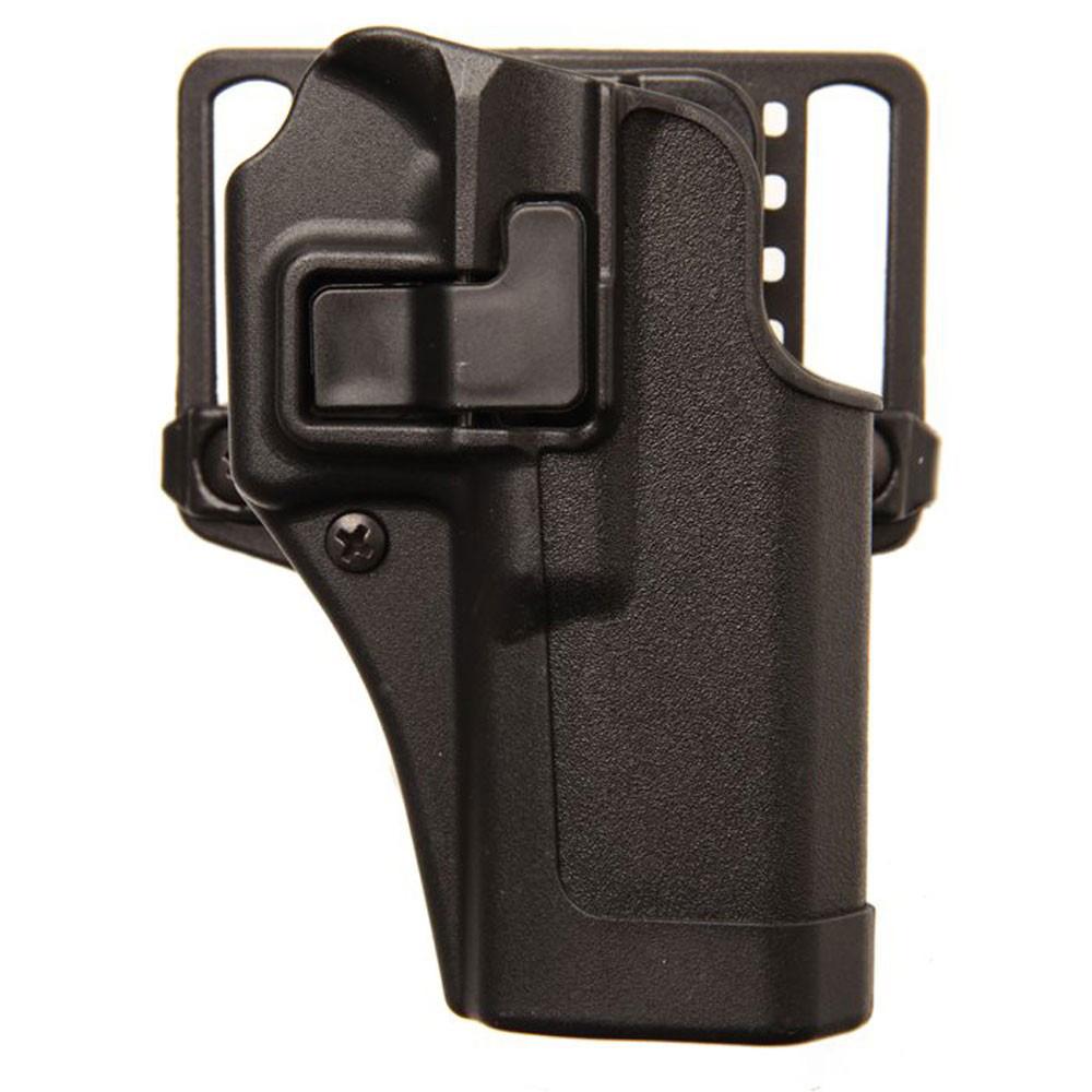 Blackhawk SERPA CQC Holster with Belt Loop and Paddle, Glock 26/27/33