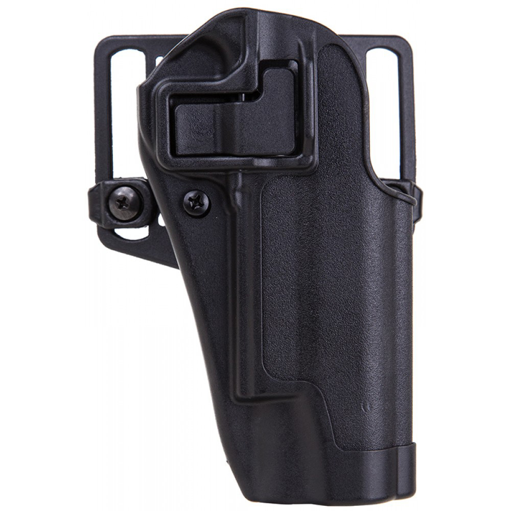 Blackhawk SERPA CQC Holster with Belt Loop and Paddle, Colt 1911