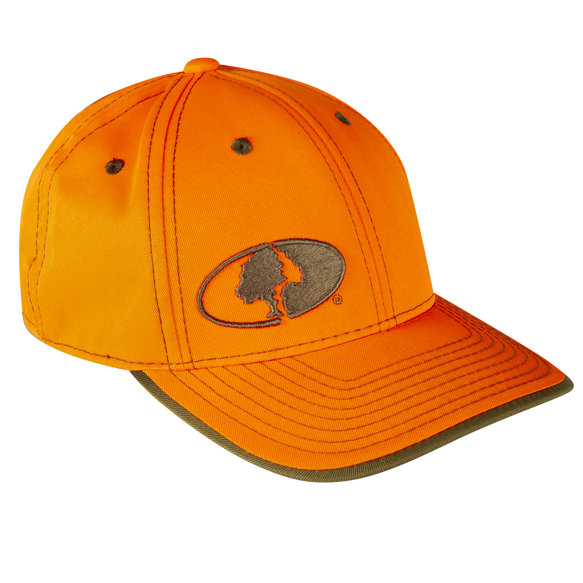 Mossy Oak Men's Blaze Logo Cap