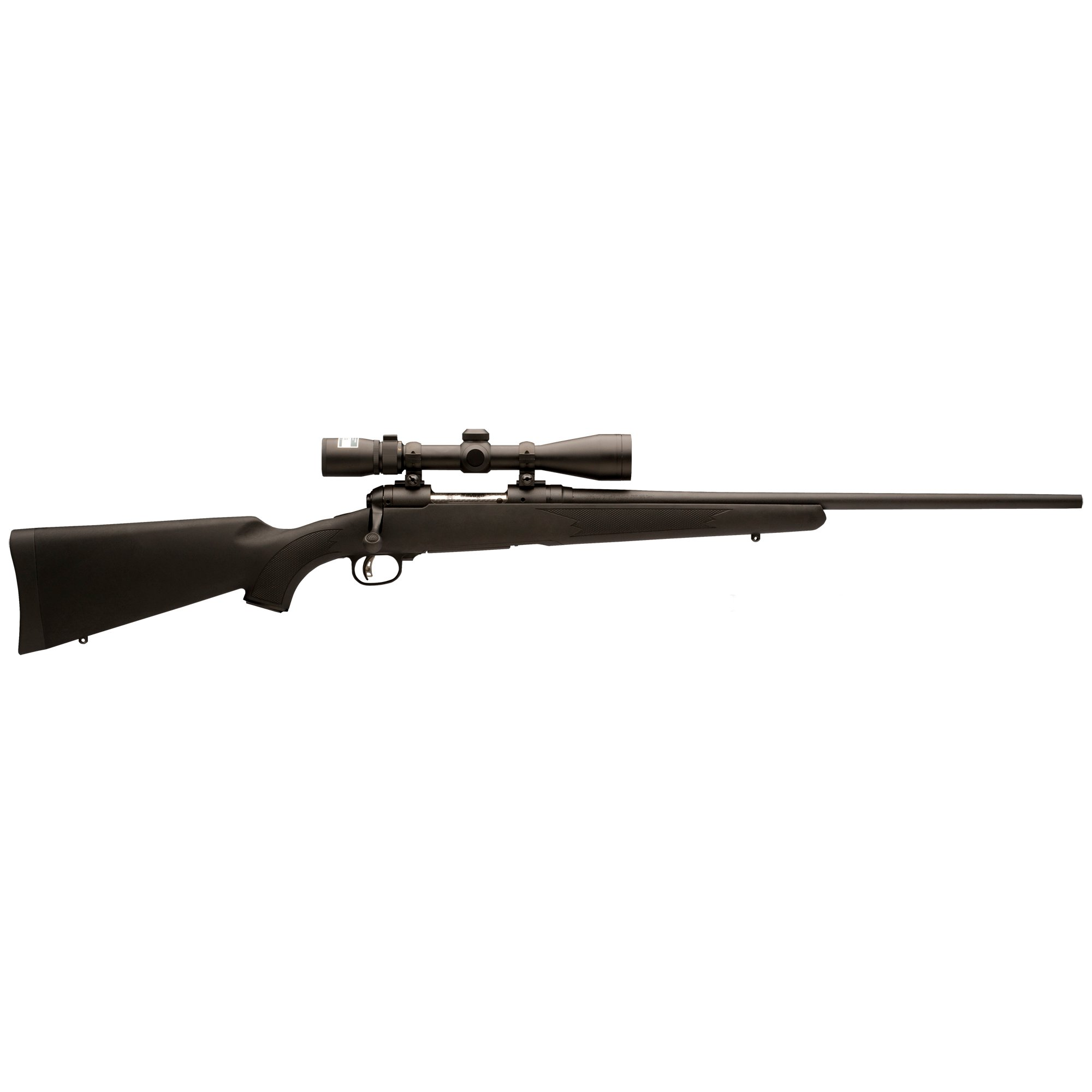 Savage 110 Engage Hunter XP Bolt 243 Centerfire Rifle Package thumbnail