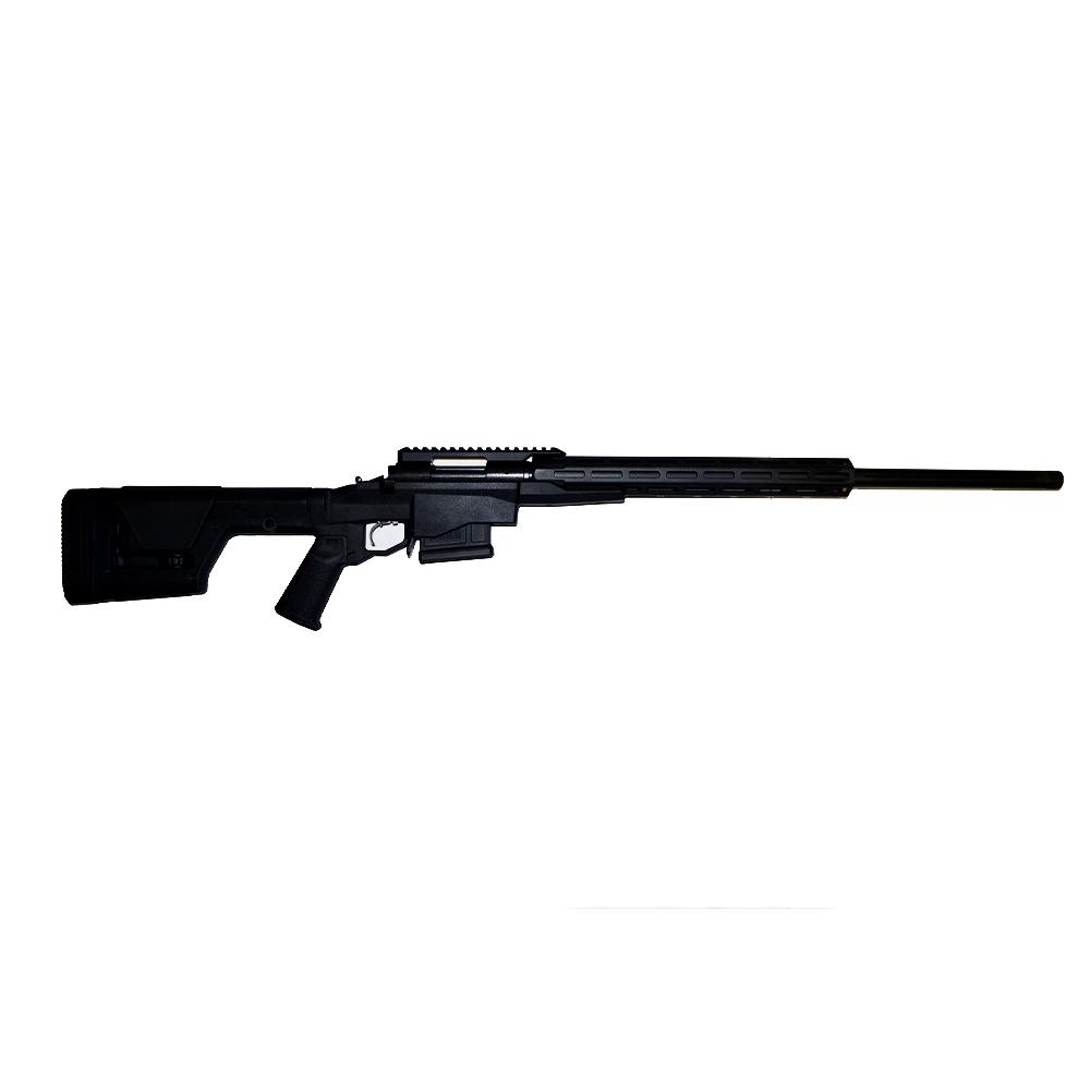 Used Remington 700 PCR Centerfire Rifle, .308 Win, Black thumbnail