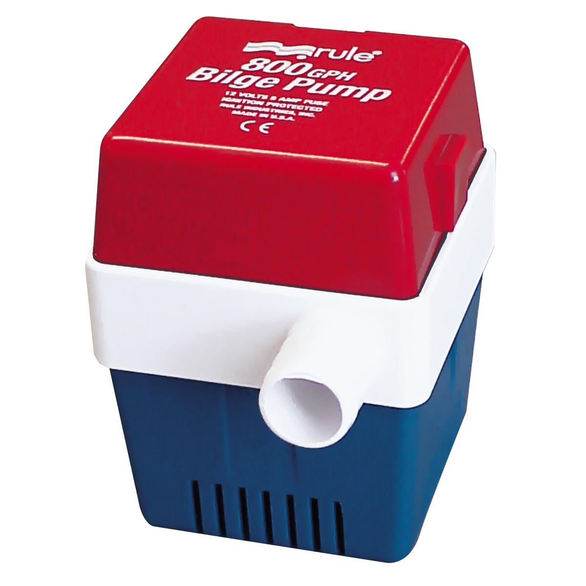Rule Submersible Bilge Pump 20F - 800GPH