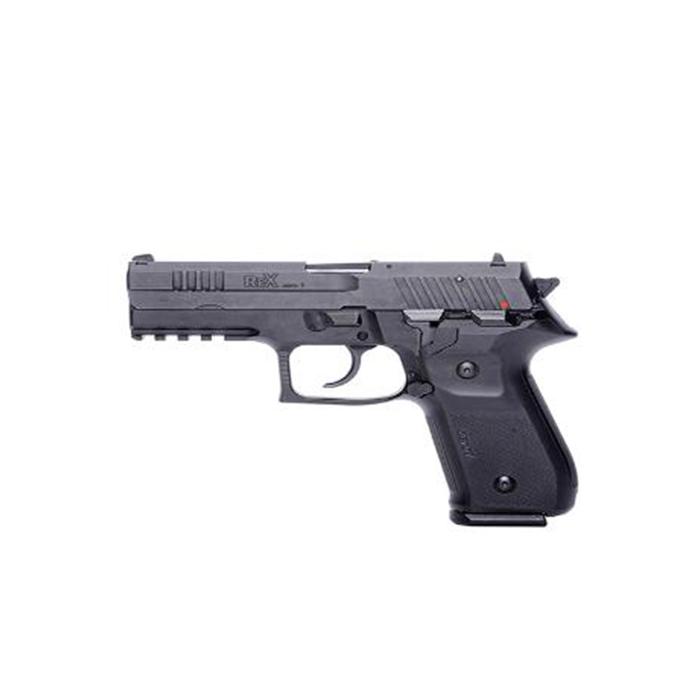 Arex Rex Zero 1 Standard Handgun, Black, 9mm thumbnail