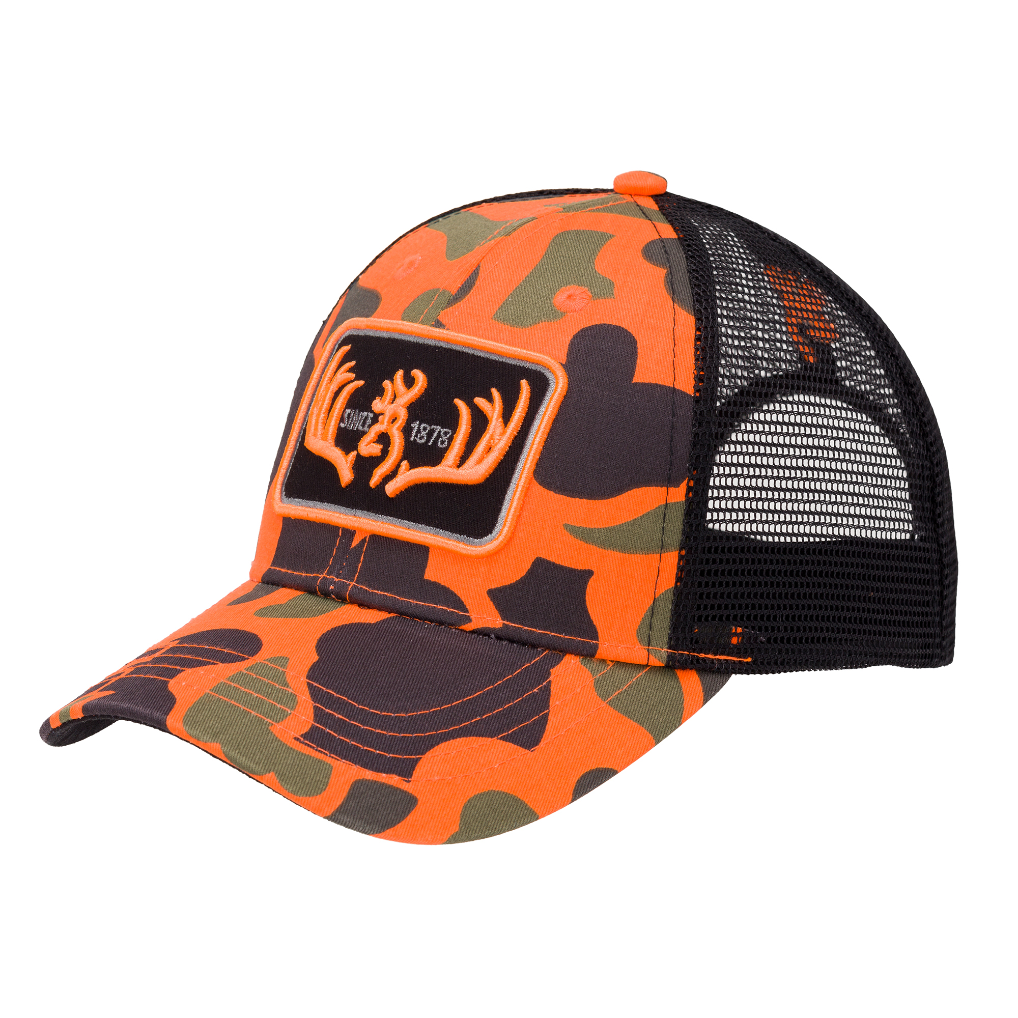 Browning Men's Racked Cap