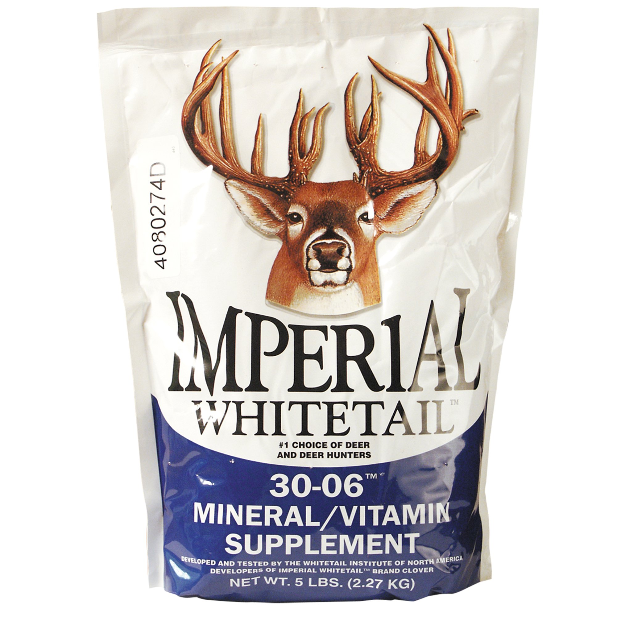 Whitetail Institute Imperial 30-06 Mineral & Vitamin Supplement, 20 lbs.