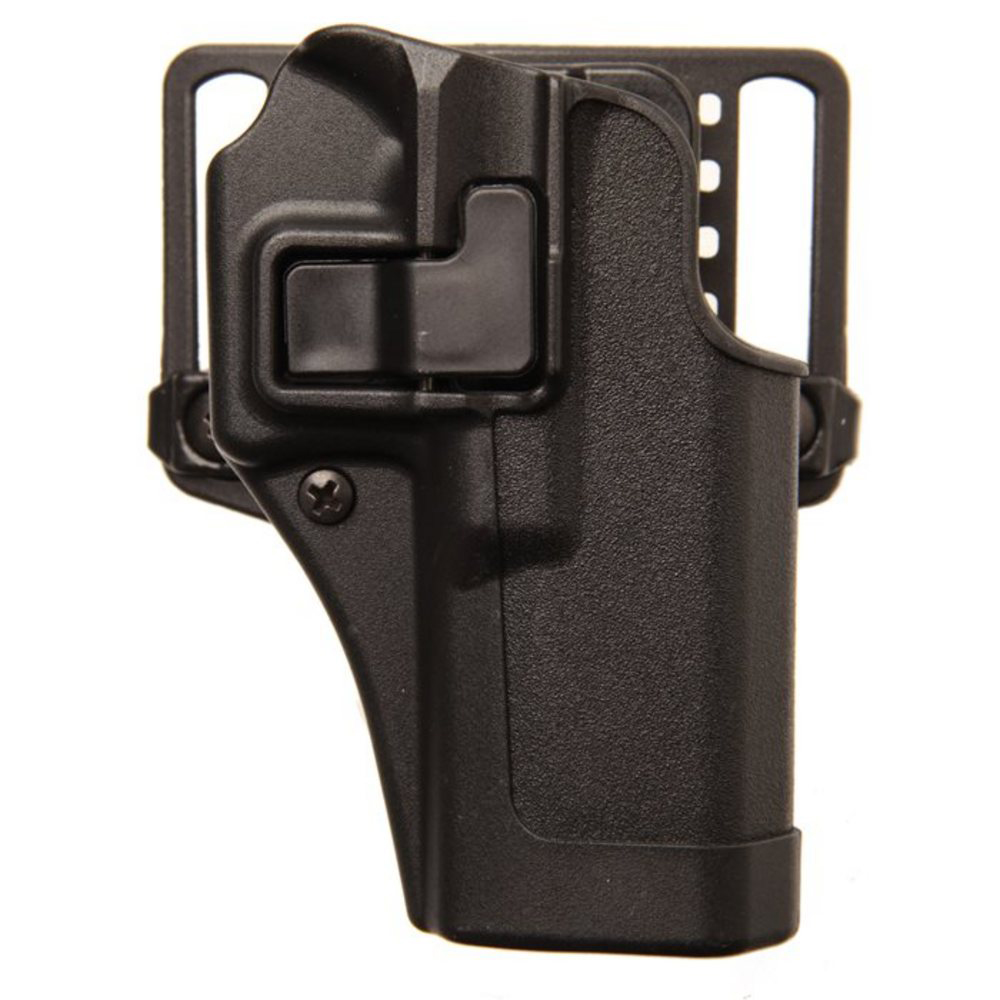 Blackhawk SERPA CQC Holster with Belt Loop and Paddle, Glock 43