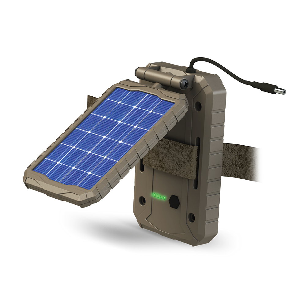 HME Products Solar Power Panel